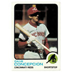 Dave Concepcion Cards, Rookie Cards and Autographed Memorabilia Guide 8
