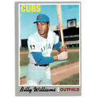 Billy Williams Cards, Rookie Card and Autographed Memorabilia Guide 22