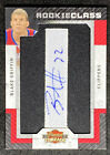 Blake Griffin Cards, Rookie Cards and Autographed Memorabilia Guide 34