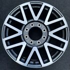 SINGLE 20 INCH WHEEL FORD F 250 F 350 2017 2019 OEM CHARCOAL MACHINED 10104