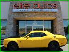 2018 Dodge Challenger SRT Demon ONLY 20 MILES Rare Yellow Jacket Exterior 2018 Dodge Demon YELLOW JACKET only 20 original miles AS NEW with Crate