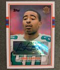 2015 Topps 60th Anniversary Retired Autograph Football Cards 13