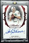 Bob Griese Autograph 2020 Flawless Auto Ruby Foil Dolphins # 10