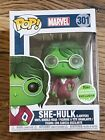 Funko Pop! Marvel She-Hulk Lawyer 301 2018 ECCC Spring Convention Exclusive