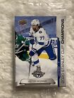 2020 Upper Deck Tampa Bay Lightning Stanley Cup Champions Hockey Cards 21
