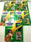 Lot of 5/ 1992 STARTING LINEUP/ Unopened/ AIKMAN, IRVIN, SANDERS/ by Kenner
