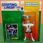1994 TROY AIKMAN Dallas Cowboys NM * FREE s/h * practice shorts Starting Lineup