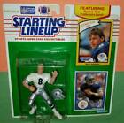 1990 TROY AIKMAN Dallas Cowboys Rookie NM+ *FREE s/h Starting Lineup + 1989 card