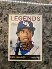 2013 Topps Heritage Baseball Real One Autographs Visual Guide 64