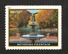 5348 Bethesda Fountain US Single Stamp Mint nh