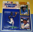 1990 ANDRE DAWSON Chicago Cubs NM *FREE s/h* Starting Lineup + 1977 Expos card