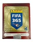2017 Panini FIFA 365 Stickers HUGE 50 Pack Factory Sealed Box-250 Stickers !