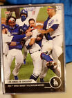 2020 Topps Now Card of the Month Baseball Cards Gallery and Checklist 12