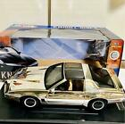 1 18 Knight Rider KITT Chrome Edition Silver Difficult to obtain Toy