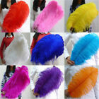 Wholesale 10 100pcs high quality natural ostrich feathers 15 60cm 6 24inch