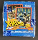 READ...1993 Skybox Marvel X-MEN Series 2 (II) Trading Card Factory Sealed Box