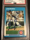 Greg Maddux Cards, Rookie Cards and Memorabilia Guide 43