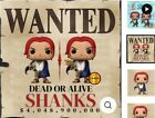 Funko Pop! One Piece Shanks BAC Exclusive ***PREORDER*** CHANCE AT CHASE !!!