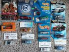 Hot Wheels Mustang Lot of Newsletter Convention Baggies Speed Machines and more