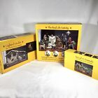 Three Kings Gifts Real Life Nativity Piece Set Wise Men Animals Manger 19 pieces