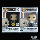 Funko Pop! The Office Creed Bratton CHASE Set Specialty Series IN STOCK Pop 1104