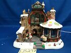 Lemax Village Collection Mrs. Claus' Kitchen #85314 As Is EB297