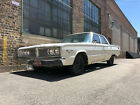 1966 Dodge Coronet Great for parts or build a sleeper! 318 poly 8 3/4 complete and in tact.