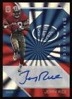 2016 Jerry Rice Panini Unparalleled Auto Autograph #08 10 *NICE* Invest NOW HOF