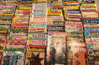 Lot of 73 Quilting Newsletter Quiltermaker Patchwork Magazines Patterns