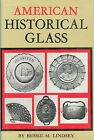 Antique American Historical Pressed Glass + Bottles Patterns Scarce Book