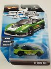 Hot Wheels 2011 Speed Machines 01 Acura NSX Green in package