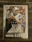 Leaf Unlucky as Andrew Luck Error Cards Discovered 11