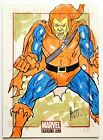 2012 Rittenhouse Marvel Bronze Age Trading Cards 24