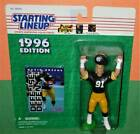 1996 KEVIN GREENE sole Pittsburgh Steelers NM+ Rookie *FREE_s/h* Starting Lineup