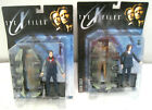 2 X FILES FIGHT THE FUTURE AGENTS MULDER & SCULLY 1998 Ultra Action Figures