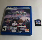 Tales of Hearts R COMPLETE IN BOX CARTRIDGE  BOX PlayStation PS Vita US RELEASE