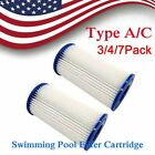 Pool Filter Cartridge System A C Cartridges Type For Fits Above Ground Pools