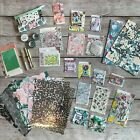 Scarlet Lime The Planner Society April May June 2018 Lot TPS Scrapbook Kit