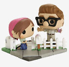 Funko Pop Disney Pixar Up Carl Ellie 2020 NYCC Fall Convention Shared Exclusive