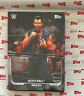 2021 TOPPS THIS MOMENT IN WWE HISTORY CARD SCOTT HALL #18 RAZOR RAMON GOES WCW