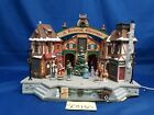Lemax Village Collection A Christmas Carol Play #45734 As is SC0130