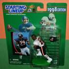 1998 RAYMONT HARRIS Chicago Bears NM+ Rookie *FREE_s/h* sole Starting Lineup