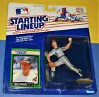 1989 GREG SWINDELL Cleveland Indians EXNM Rookie *FREE s/h* sole Starting Lineup