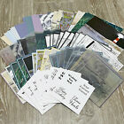 Fays Studio Water Themed Paper Craft Set Bundle Lot Sentiments Vellum Papers