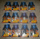 NIP Star Wars Revenge of the Sith Lot of 12 Action Figures 1 12