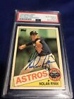 Nolan Ryan Cards, Rookie Cards and Autographed Memorabilia Guide 39