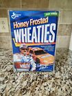 DALE EARNHARDTSR SIGNED AUTHENTIC WHEATIES CEREAL BOX AUTO IN CASE AUTOGRAPHED