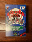 1989 Upper Deck Unopened Baseball BOX BBCE Sealed LOW Series GRIFFEY RC? M196