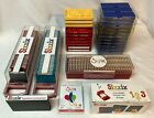 Sizzix Upper Lower Case Alphabet Dies Sizzlets System Converter Assorted Lot
