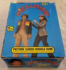 Topps Mork & Mindy Picture Trading Cards Box Full 36 Packs New